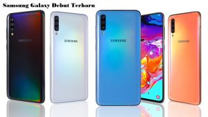 Samsung Galaxy Debut Terbaru