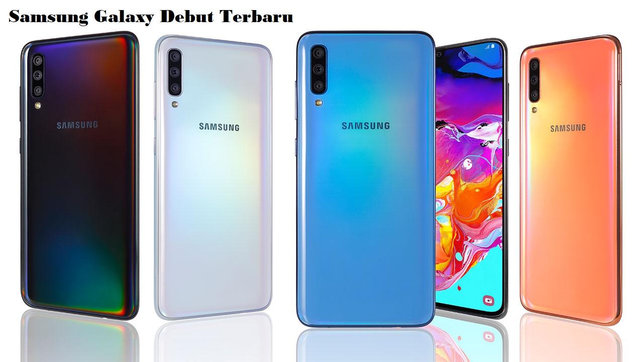 Samsung Galaxy Debut Terbaru