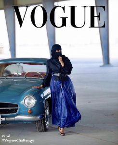 Viral #VogueChallenge